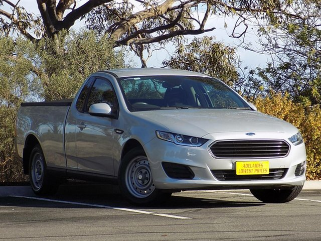 Used Ford Falcon Ute Super Cab, Enfield, 2016 Ford Falcon Ute Super Cab Utility
