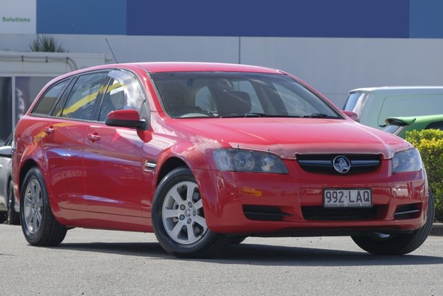 Used Holden Commodore Omega Sportwagon, Bowen Hills, 2008 Holden Commodore Omega Sportwagon Wagon