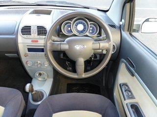 2012 Chery J1 Hatchback.