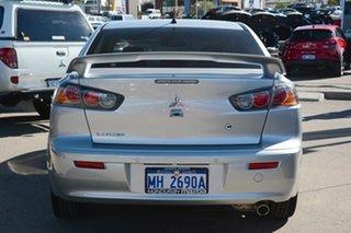 2016 Mitsubishi Lancer GSR Sedan.