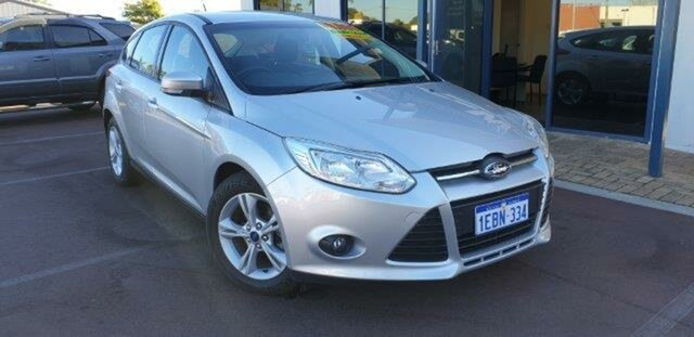 Discounted Used Ford Focus Trend, East Bunbury, 2012 Ford Focus Trend Hatchback
