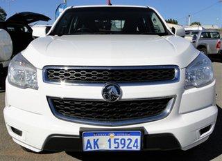 2013 Holden Colorado LX Crew Cab 4x2 Utility.