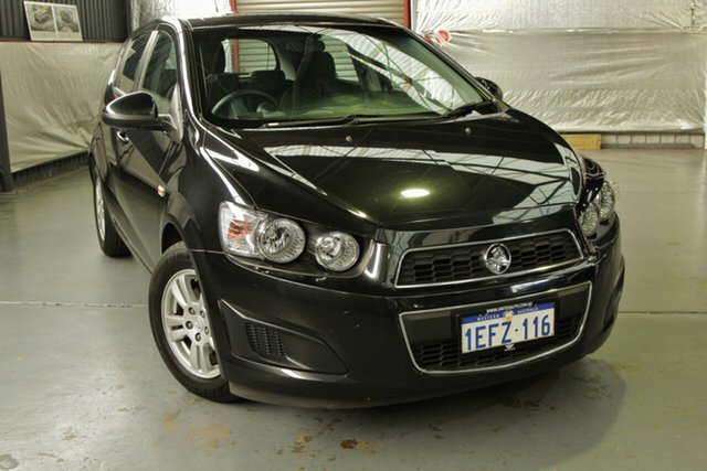 Used Holden Barina CD, Myaree, 2012 Holden Barina CD Hatchback