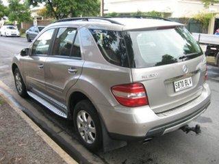 2006 Mercedes-Benz ML320 CDI Luxury (4x4) Wagon.