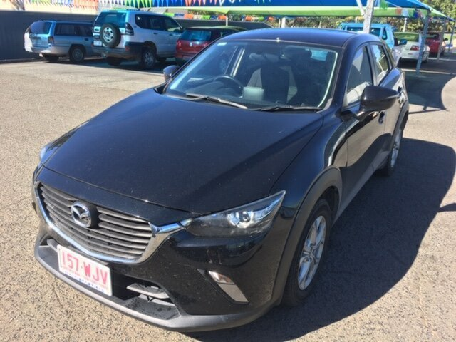 Used Mazda CX-3 Maxx, North Rockhampton, 2016 Mazda CX-3 Maxx Wagon