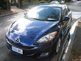 2011 Mazda 3 SP25 Sedan.