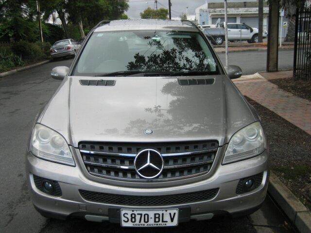 Used Mercedes-Benz ML320 CDI Luxury (4x4), Prospect, 2006 Mercedes-Benz ML320 CDI Luxury (4x4) Wagon