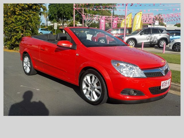 Used Holden Astra Twin TOP, Margate, 2007 Holden Astra Twin TOP Convertible