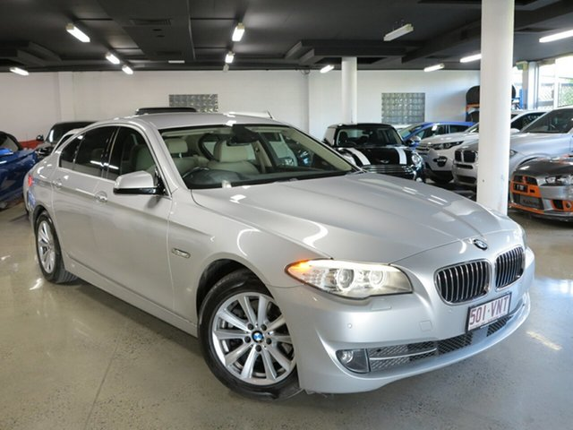 Used BMW 520d Steptronic, Albion, 2011 BMW 520d Steptronic Sedan