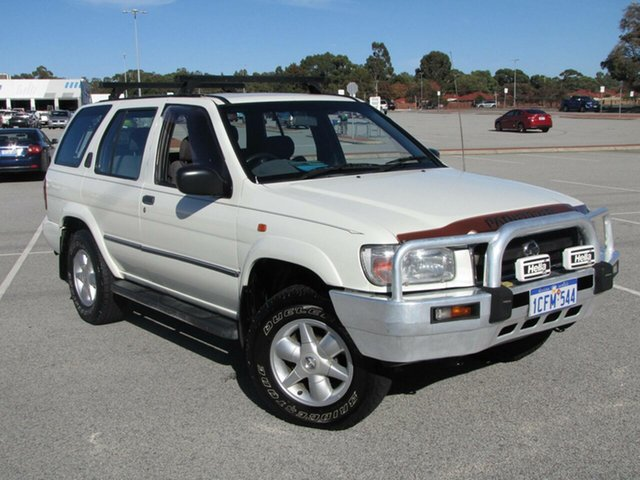 Used Nissan Pathfinder ST, Maddington, 2004 Nissan Pathfinder ST Wagon