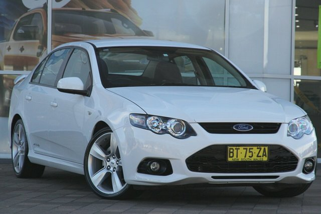 Discounted Used Ford Falcon XR6, Southport, 2013 Ford Falcon XR6 Sedan