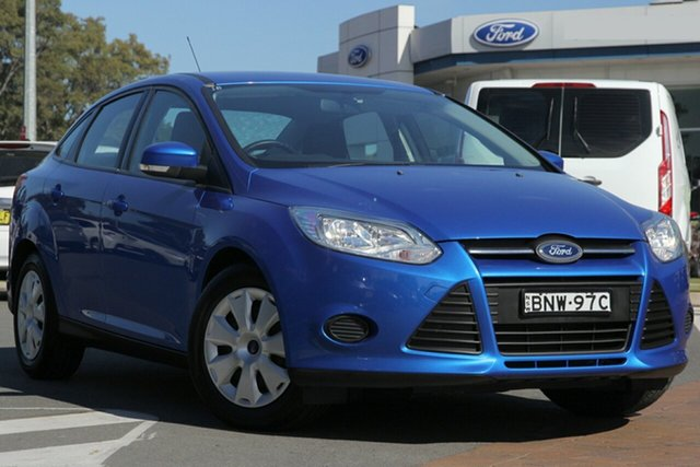 Used Ford Focus Ambiente, Warwick Farm, 2014 Ford Focus Ambiente Sedan