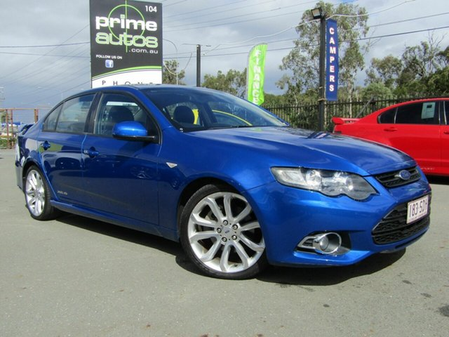 Used Ford Falcon XR6T, Underwood, 2011 Ford Falcon XR6T Sedan