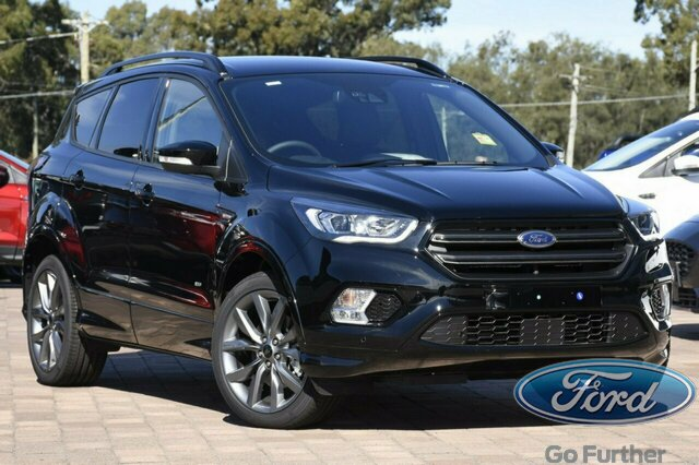Discounted Used Ford Escape ST-Line AWD, Warwick Farm, 2018 Ford Escape ST-Line AWD Wagon