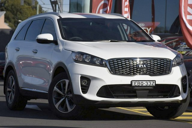 Demonstrator, Demo, Near New Kia Sorento SLi, Warwick Farm, 2018 Kia Sorento SLi SUV