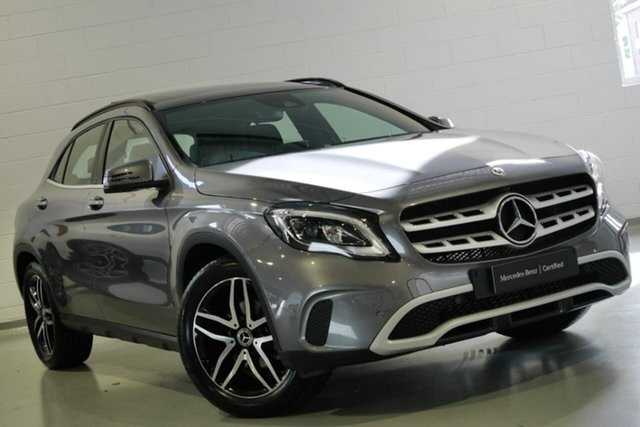 Used Mercedes-Benz GLA180 DCT, Warwick Farm, 2018 Mercedes-Benz GLA180 DCT Wagon