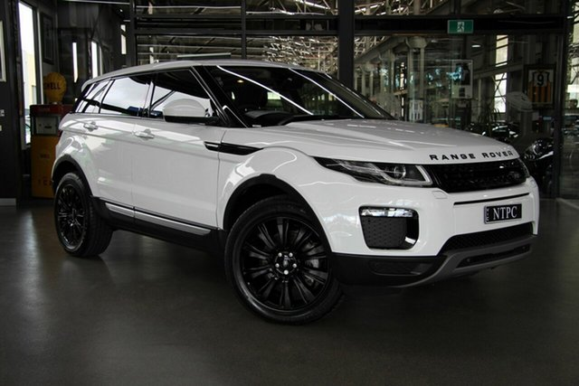 Used Land Rover Range Rover Evoque TD4 180 HSE, North Melbourne, 2018 Land Rover Range Rover Evoque TD4 180 HSE Wagon