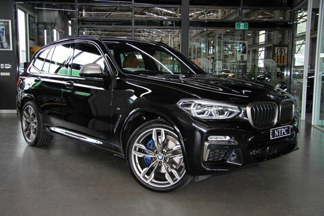 Used BMW X3 M40i Steptronic, North Melbourne, 2018 BMW X3 M40i Steptronic Wagon