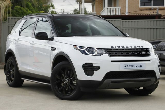 Used Land Rover Discovery Sport SD4 SE, Blakehurst, 2017 Land Rover Discovery Sport SD4 SE Wagon