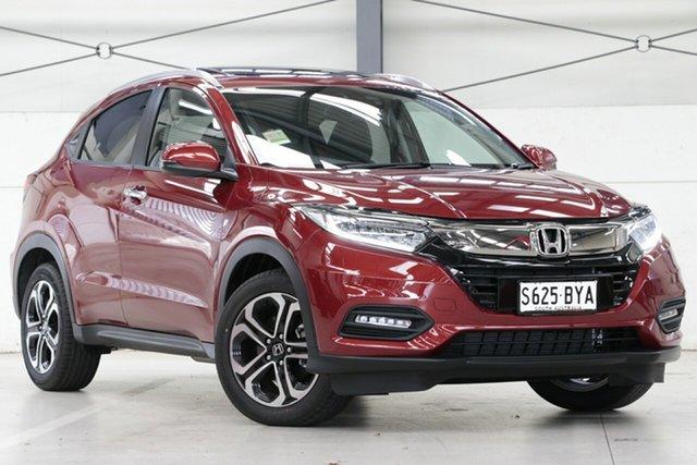Demonstrator, Demo, Near New Honda HR-V VTi-LX, Modbury, 2019 Honda HR-V VTi-LX Hatchback