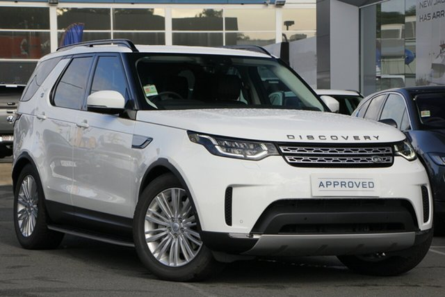 Demonstrator, Demo, Near New Land Rover Discovery SD6 HSE, Maroochydore, 2018 Land Rover Discovery SD6 HSE Wagon