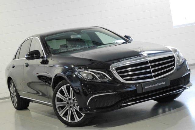 Used Mercedes-Benz E220 d 9G-Tronic PLUS, Warwick Farm, 2017 Mercedes-Benz E220 d 9G-Tronic PLUS Sedan