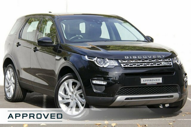 Used Land Rover Discovery Sport SD4 HSE, Malvern, 2017 Land Rover Discovery Sport SD4 HSE Wagon