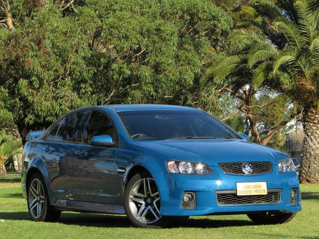 Used Holden Commodore SV6, Enfield, 2012 Holden Commodore SV6 Sedan