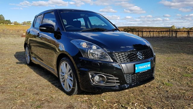 Used Suzuki Swift Sport, Tanunda, 2014 Suzuki Swift Sport Hatchback