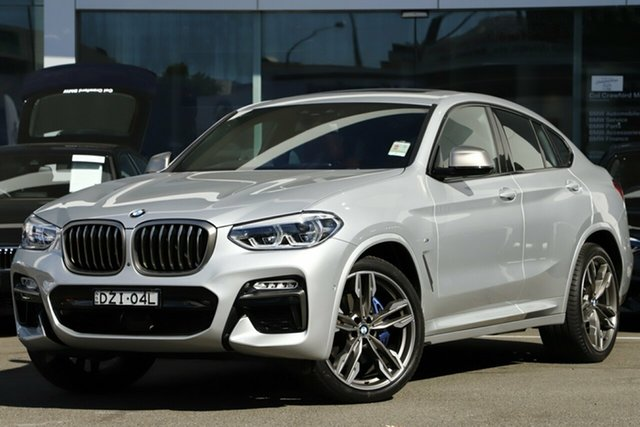 Demonstrator, Demo, Near New BMW X4 M40I, Brookvale, 2018 BMW X4 M40I Coupe