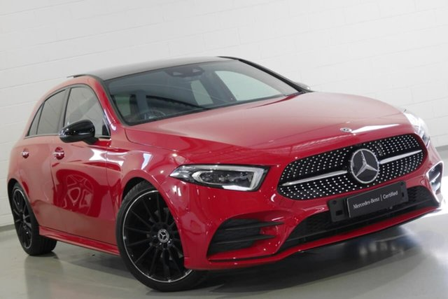 Used Mercedes-Benz A200 D-CT, Southport, 2018 Mercedes-Benz A200 D-CT Hatchback