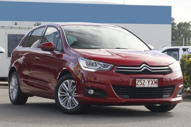 Used Citroen C4 Seduction, Bowen Hills, 2015 Citroen C4 Seduction Hatchback