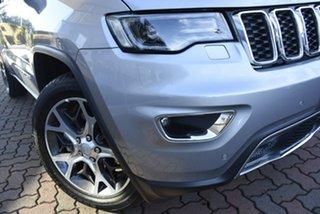 2018 Jeep Grand Cherokee Limited SUV.