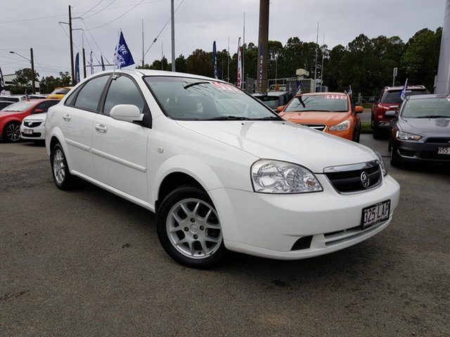 Used Holden Viva, Alexandra Headland, 2008 Holden Viva Sedan