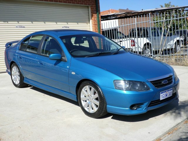 Used Ford Falcon SR, Mount Lawley, 2008 Ford Falcon SR Sedan