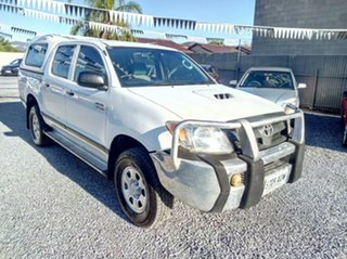 2005 Toyota Hilux SR (4x4) Dual Cab Pick-up.