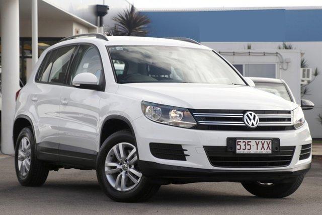 Used Volkswagen Tiguan 118TSI 2WD, Toowong, 2015 Volkswagen Tiguan 118TSI 2WD Wagon