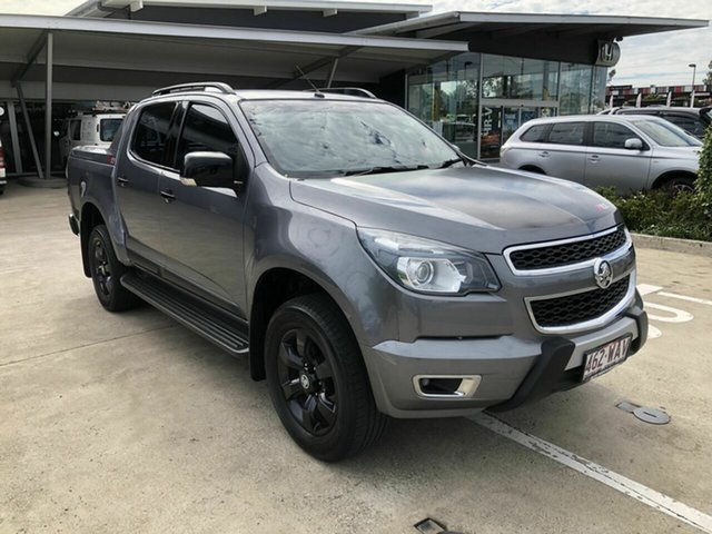 Discounted Used Holden Colorado Z71 Crew Cab, Yamanto, 2015 Holden Colorado Z71 Crew Cab Utility