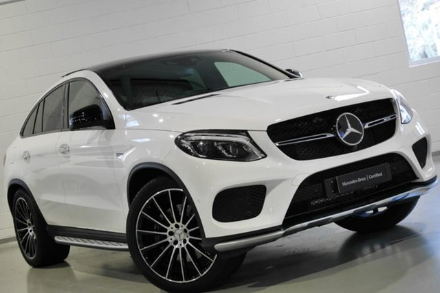 Used Mercedes-Benz GLE43 AMG Coupe 9G-Tronic 4MATIC, Warwick Farm, 2018 Mercedes-Benz GLE43 AMG Coupe 9G-Tronic 4MATIC Wagon