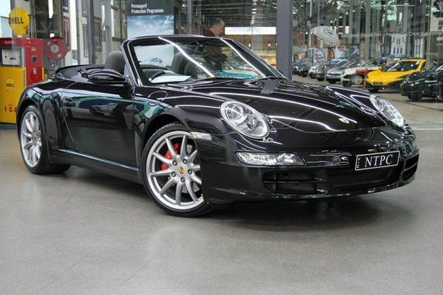 Used Porsche 911 Carrera 4S AWD, North Melbourne, 2006 Porsche 911 Carrera 4S AWD Cabriolet