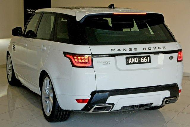 Demonstrator, Demo, Near New Land Rover Range Rover Sport, Doncaster, 2019 Land Rover Range Rover Sport