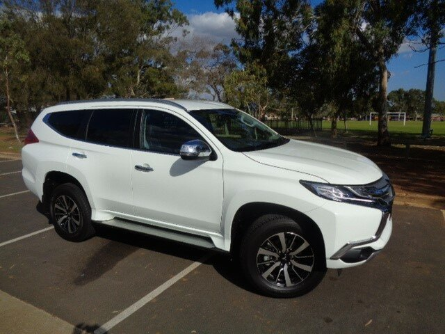 Demonstrator, Demo, Near New Mitsubishi Pajero Sport GLS, Nailsworth, 2018 Mitsubishi Pajero Sport GLS Wagon