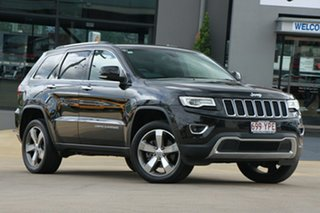 2016 Jeep Grand Cherokee Limited Wagon.