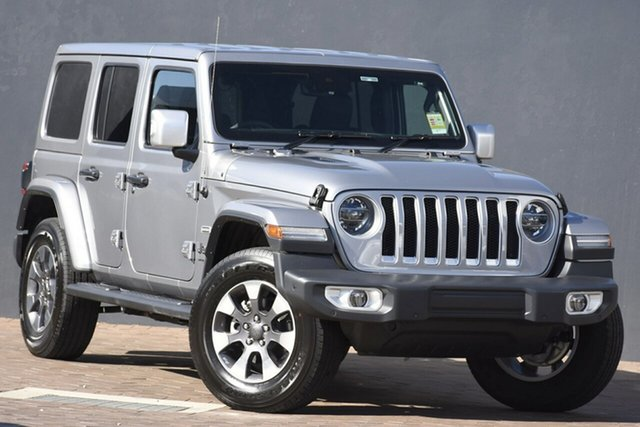 Discounted New Jeep Wrangler Unlimited Overland, Southport, 2019 Jeep Wrangler Unlimited Overland SUV