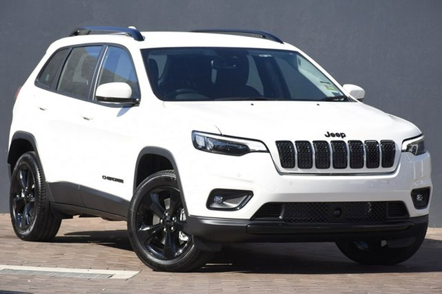 Discounted New Jeep Cherokee Night Eagle, Warwick Farm, 2019 Jeep Cherokee Night Eagle SUV