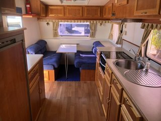 2006 Roma Southliner Caravan.