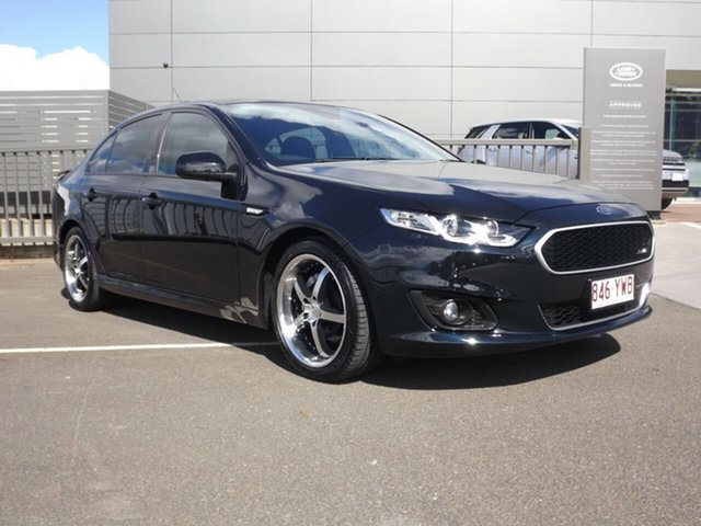 Used Ford Falcon XR6, Toowoomba, 2016 Ford Falcon XR6 Sedan