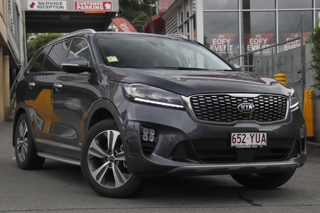 Demonstrator, Demo, Near New Kia Sorento GT-Line AWD, Toowong, 2018 Kia Sorento GT-Line AWD Wagon