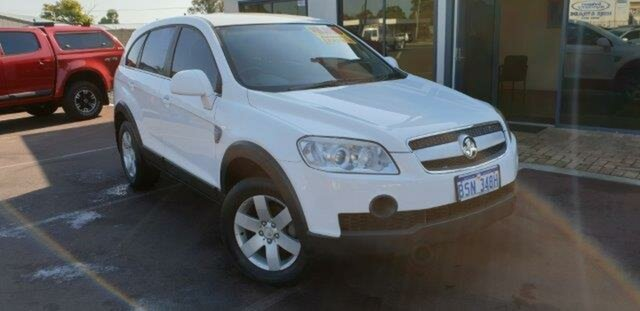 Discounted Used Holden Captiva CX AWD, East Bunbury, 2006 Holden Captiva CX AWD Wagon