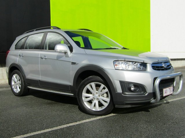Used Holden Captiva 7 LT (AWD), Underwood, 2014 Holden Captiva 7 LT (AWD) Wagon